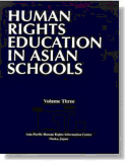 Human Rights Education in Asian Schools