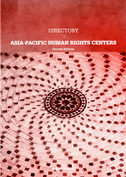 DIRECTORY OF ASIA-PACIFIC HUMAN RIGHTS CENTERS Second Edition(2013)