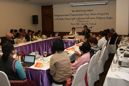 Interactive Dialogue with Thai IPs and the Special Rapporteur, photo AIPP Archive.JPG