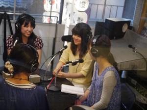 P6ラジオ番組「難民ナウ!」の収録のもよう-1.jpg