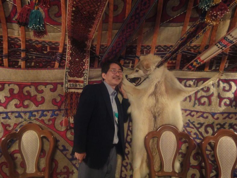 あれこれ中央アジア(アルマティ...