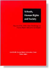 Schools, Human Rights and Society
