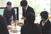 2011年5月27日藤沢市立村岡中学校総合学習