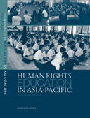 Human Rights Education in Asia-Pacific Vol.8