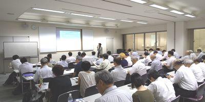 公開学習会「ビジネスと人権に関する国別行動計画(NAP)はどうなっているのか?」のようす